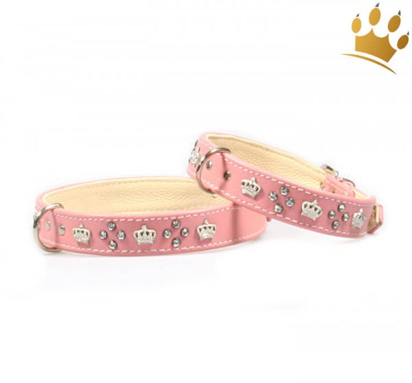 Hundehalsband Royal Empire Rose