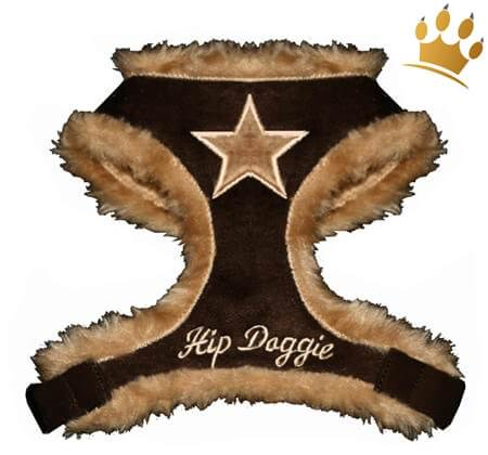 Softgeschirr Fur Brown Star