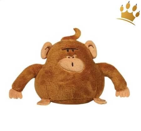 Hundspielzeug Monkey