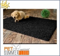 Pet Summerfloor Hundeteppich Black
