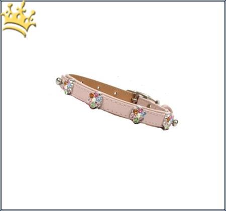 Halsband Flower Multi