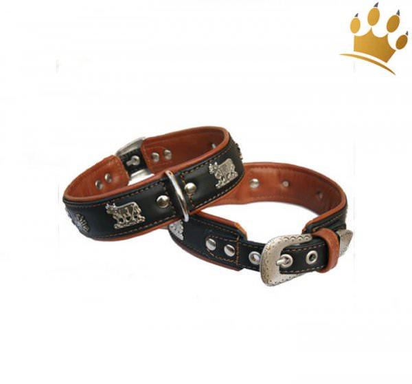 Kuh-Hundehalsband Kitz