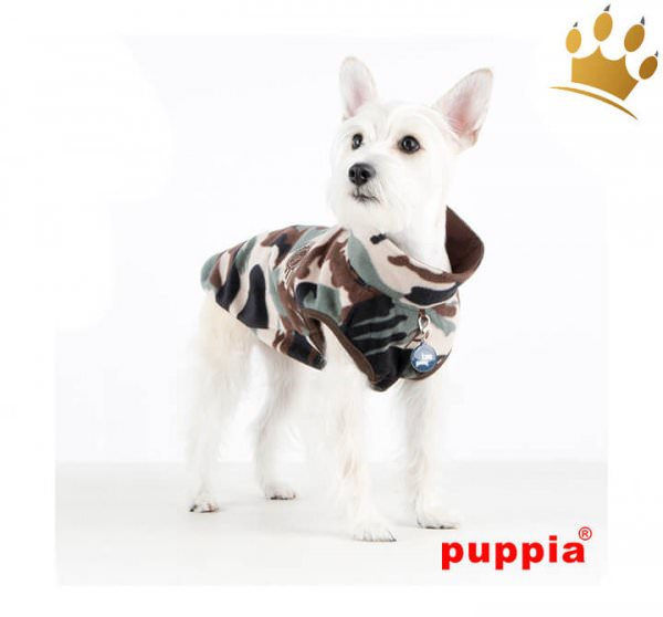 Puppia Hundeweste Airman Camouflage