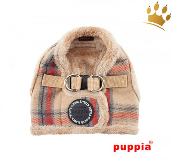 Puppia Step-In Geschirr Kemp Beige