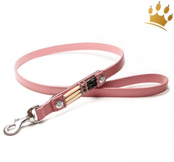 Hundeleine Pink Eagle 18mm