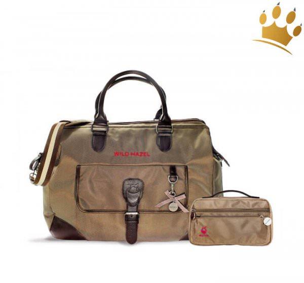Reisetasche Big Hazel und Bag Schlamm