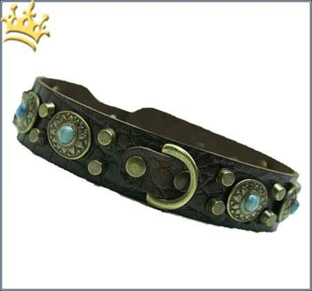 Hundehalsband Fifth Avenue Croco