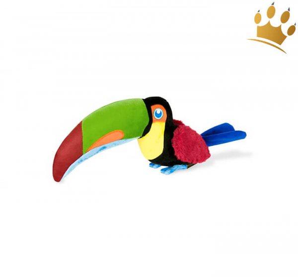 Hundespielzeug Toucan
