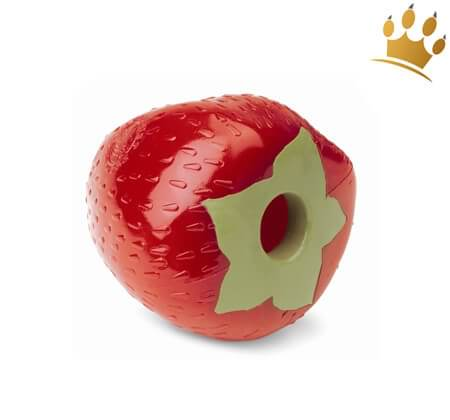 Planet Dog Orbee -Tuff Erdbeere