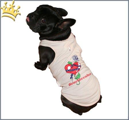 Hunde-Shirt Heartbreaker
