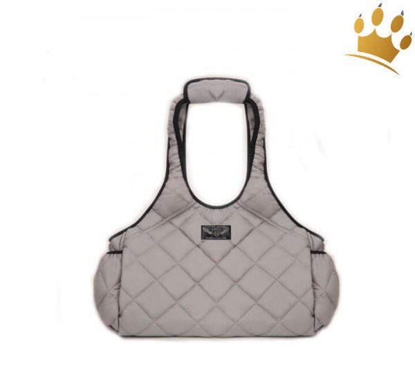 Puppy Angel Luyury Shoulder Bag Grau