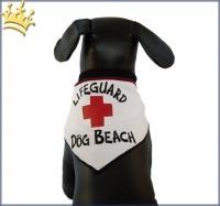 Hundebandana Lifeguard