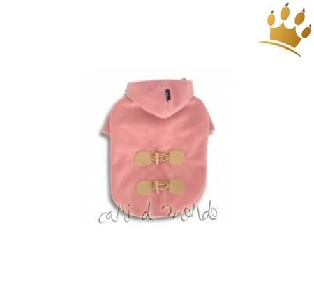 Duffle Coat rosa