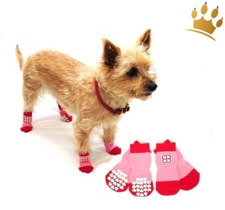 Hundesocken EB Pink