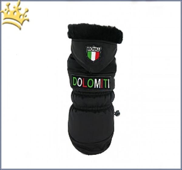 Hundemantel Dolomiti Black