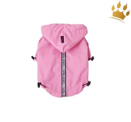Puppia Hunderegenjacke Base Pink