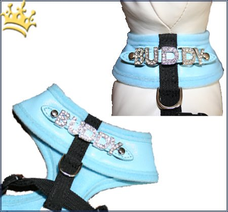 Soft-Harness Blau