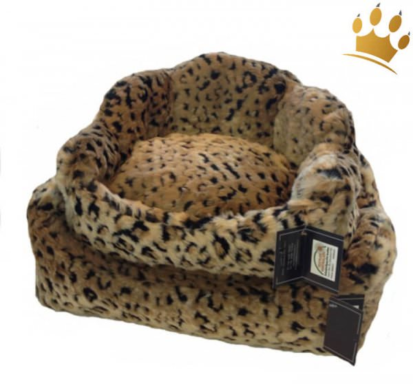 Hundebett Luxury Wild Thing