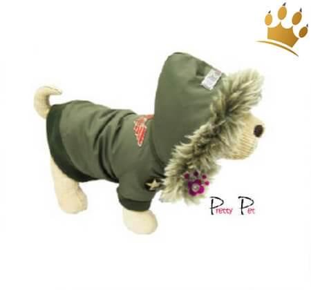 Hundeparka Army