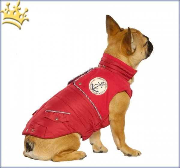 Hundemantel VOILE Red