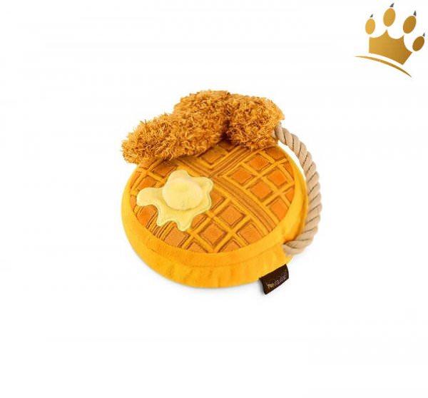 Hundespielzeug Chicken Woofles