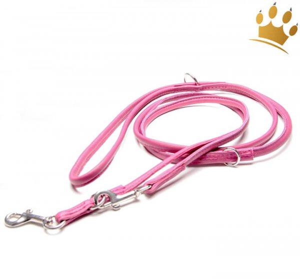 Hundeleine Summer Himbeere 200cm