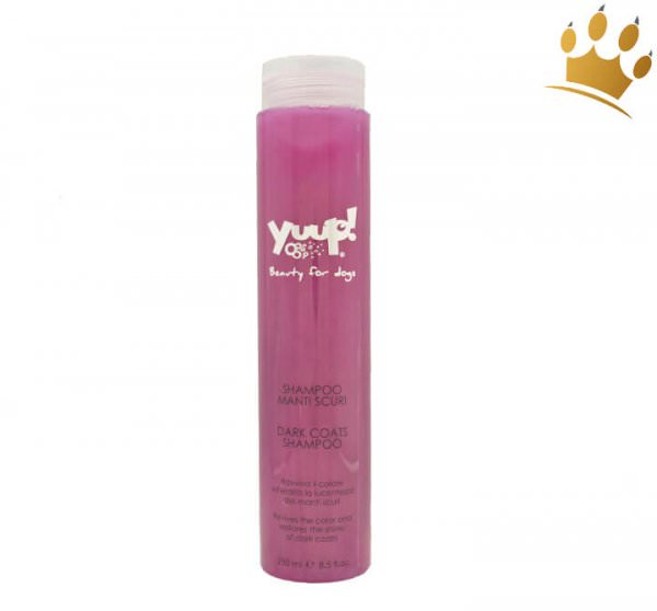 Yuup Hundeshampoo für dunkles Fell  250ml