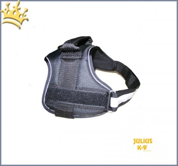 Julius-K9® Powergeschirr Schwarz