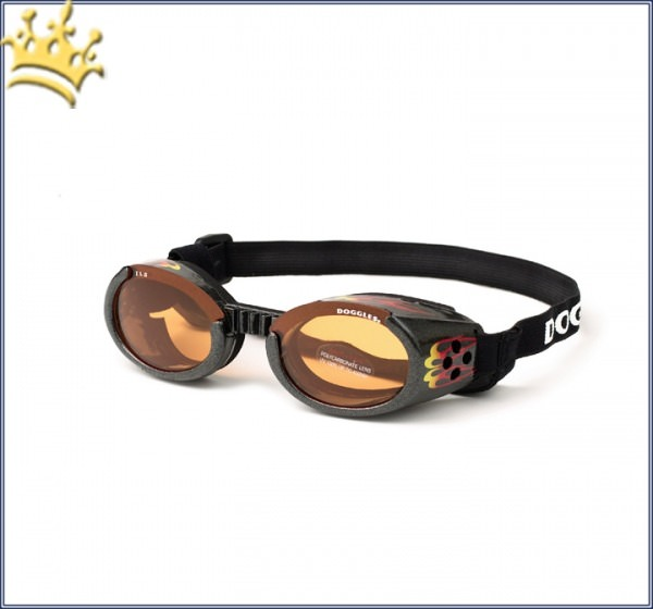 Doggles® Hunde-Sonnenbrillen Flames ILS