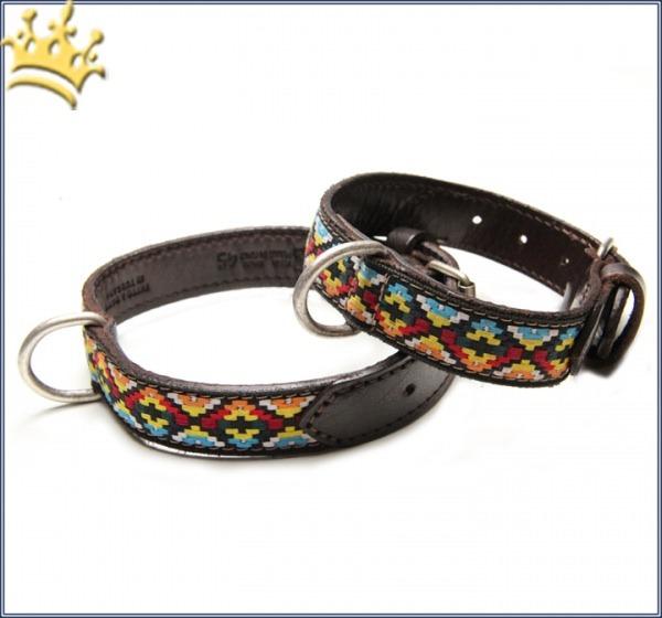 Malucchi Hundehalsband FIRST Cusco