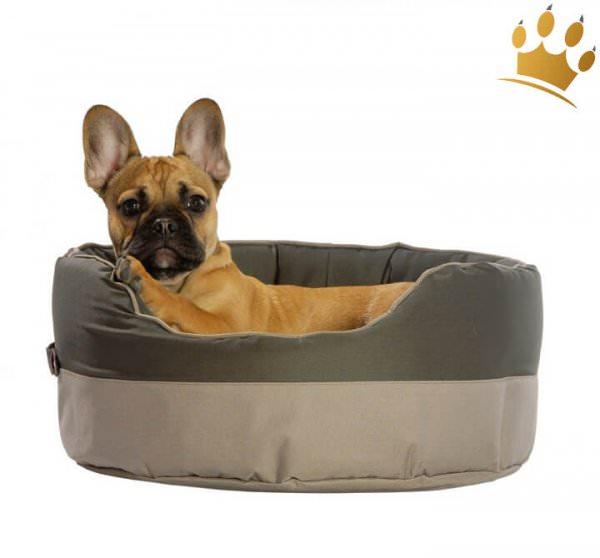 Hundebett Patrol Khaki -Beige Bully