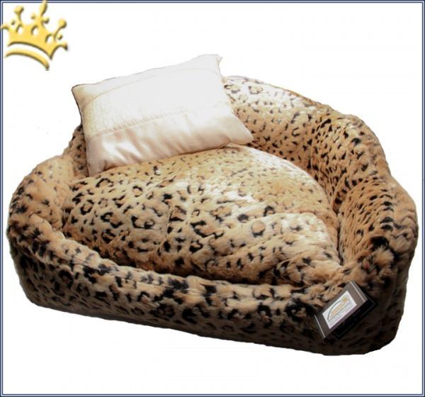 Hundebett Luxury Wild Thing