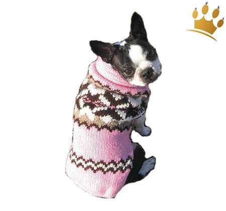 Hundepulli Pink Aspen Fair