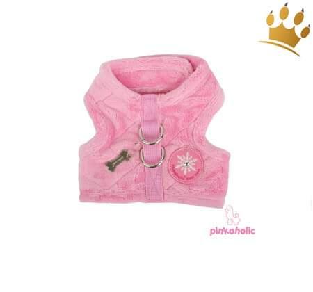 UNIQUE LUX HARNESS Pink