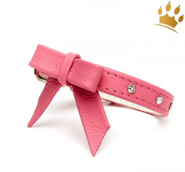 Hundehalsband Faszination Pink