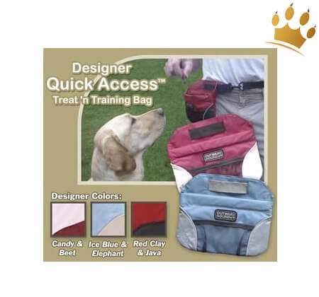 Designer Trainingssnack Bag