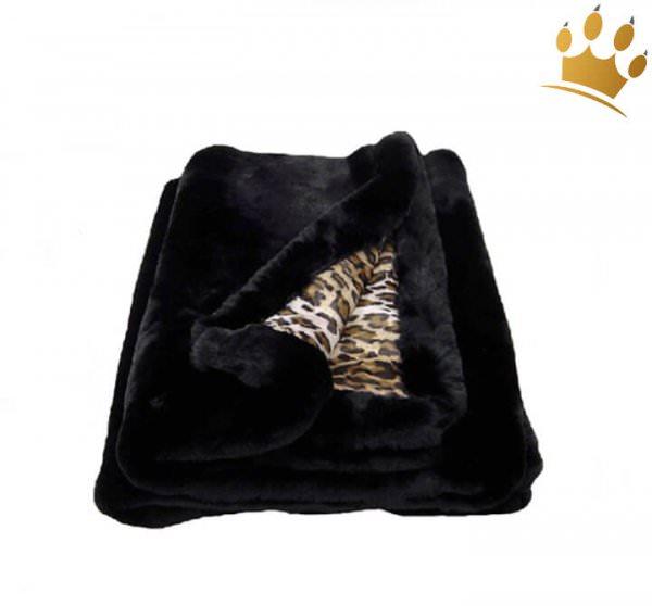 Luxus Hundedecke Puma