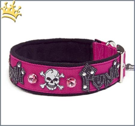 Halsband Punk De Luxe