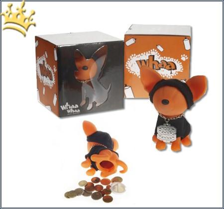 The Pups Banker Chihuahua Hip Hop