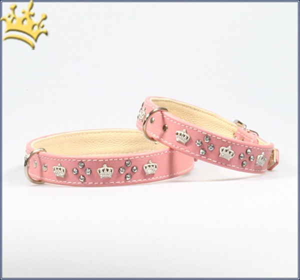 Hundehalsband Royal Empire Rose