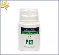 Matdox Microsilbercreme Pet Care 50ml
