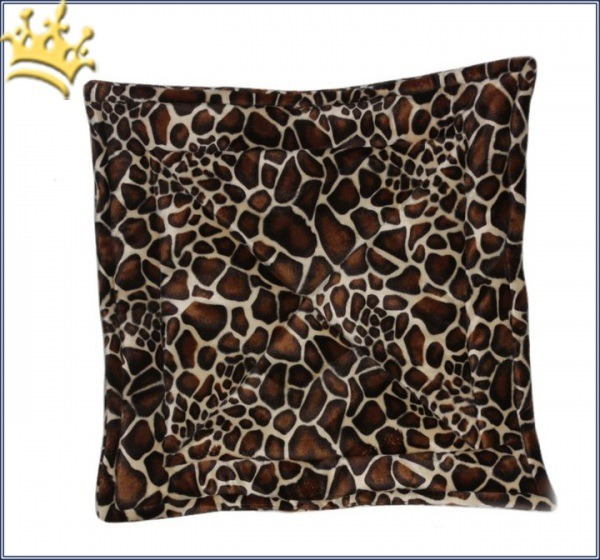 Hundedecke Giraffe Serengeti