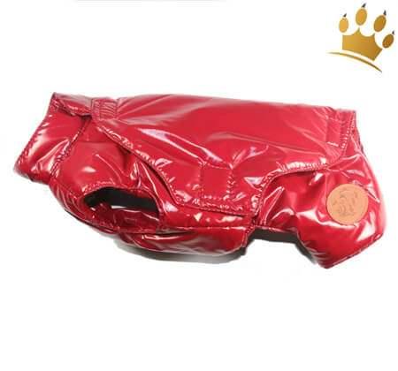 Hunde-Schneeanzug Nivale Rosso