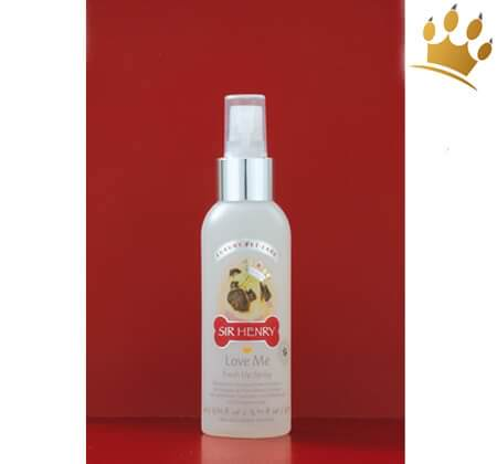 Sir Henry's Fresh Up Spray Love Me 130ml