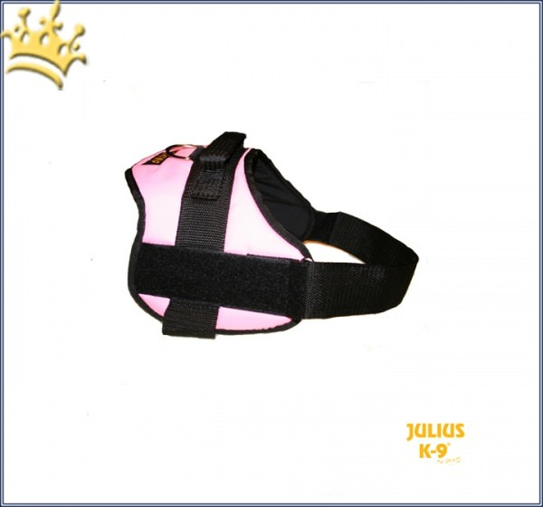 Julius-K9® Talking Power Pro pink