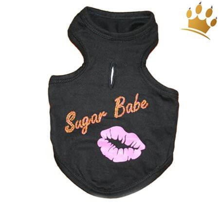 Hunde-Shirt Sugar Babe