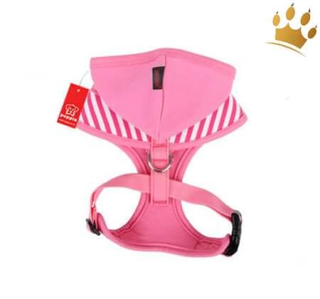 Puppia Softgeschirr Halcyon Pink