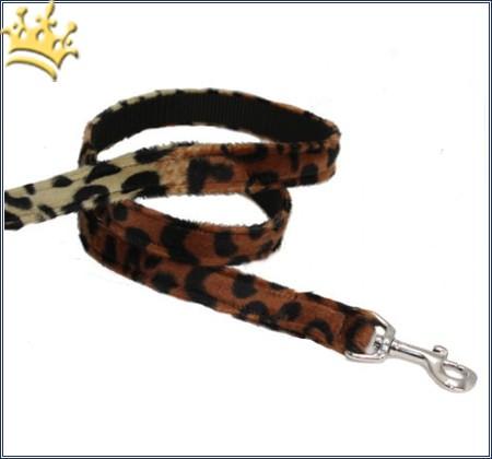 Fell-Leinen Leopard