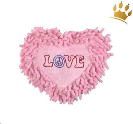 Hundespielzeug Love Heart
