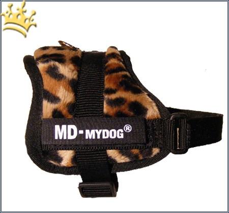 MyDog Hundegeschirr Leopard